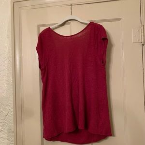 Free people backless top